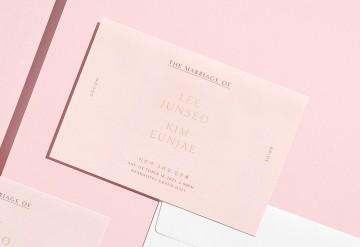 핑크 블라썸 - Gold