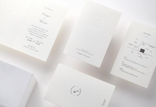 WHITE v.02 청첩장 미리보기 3